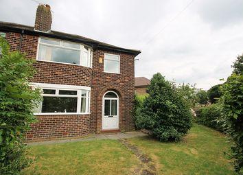 Thumbnail 3 bed semi-detached house for sale in Bruche Avenue, Paddington, Warrington