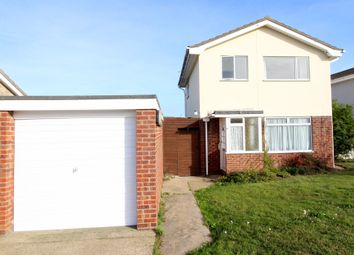 Thumbnail 3 bed detached house for sale in Barons Close, Halesworth