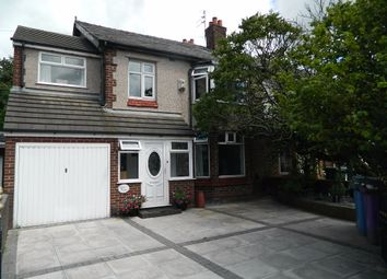Thumbnail 6 bedroom semi-detached house for sale in Town Row, Liverpool