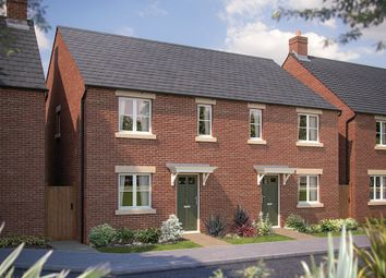 "Thumbnail 3 bed end terrace house for sale in ""The Southwold"" at Oxford Road, Bodicote, Banbury"