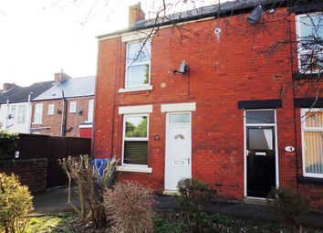Thumbnail 2 bed terraced house for sale in Beehive Road, Chesterfield