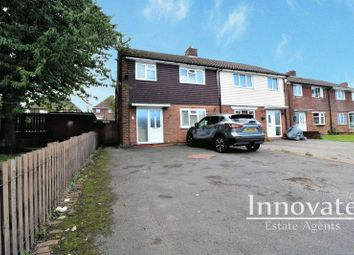 Thumbnail 3 bed semi-detached house to rent in Badsey Road, Oldbury
