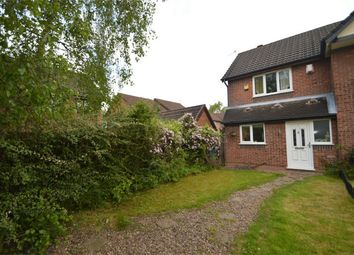 Thumbnail 2 bedroom semi-detached house for sale in Rosecroft Close, Davenport, Stockport, Cheshire