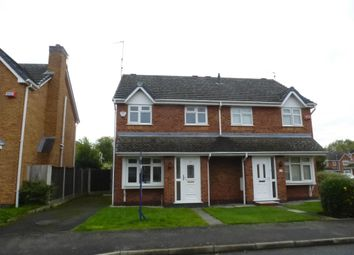 Thumbnail 3 bed semi-detached house to rent in Foxley Heath, Widnes