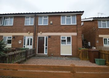Thumbnail 2 bed semi-detached house to rent in Coltsfoot Close, Pontefract