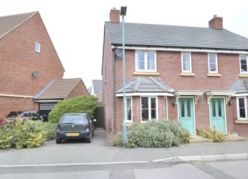 Thumbnail 2 bed semi-detached house for sale in Brockworth, Gloucester