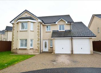 Thumbnail 4 bed detached house for sale in Macinnes Drive, Newarthill, Motherwell
