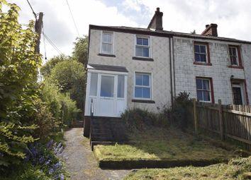 Thumbnail 3 bed end terrace house for sale in Belle Vue Terrace, Launceston