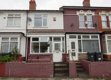 3 bed terraced house for sale in Mary Road, Handsworth, Birmingham B21
