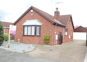 Thumbnail 3 bed detached bungalow for sale in Manor Park, Preston, Hull