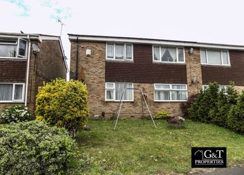 Thumbnail 2 bed flat for sale in Oldbury, West Midlands