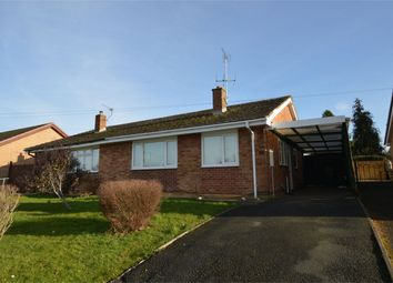 Thumbnail 2 bed semi-detached bungalow for sale in Alma Road, Hatherley, Cheltenham
