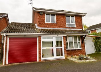 Thumbnail 3 bed detached house for sale in Farfield Close, Northfield, Birmingham