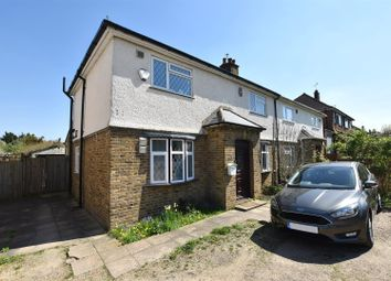 Thumbnail 4 bed semi-detached house to rent in Meadow View, High Road, Cowley