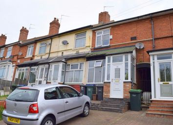 Thumbnail 2 bed terraced house for sale in Hagley Road West, Bearwood