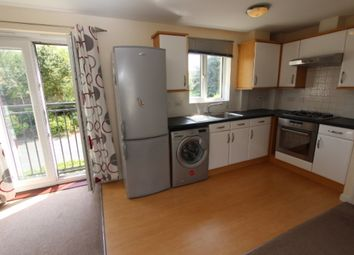 Thumbnail 2 bed flat to rent in Tovey Crescent, Manadon Park, Plymouth