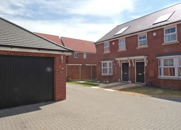 Thumbnail 3 bed semi-detached house for sale in Horsford, Norwich, Norfolk
