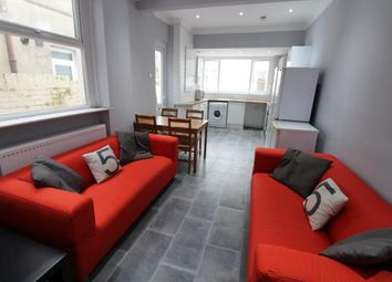 Thumbnail 5 bedroom terraced house to rent in Gelligaer Street, Cathays, Cardiff