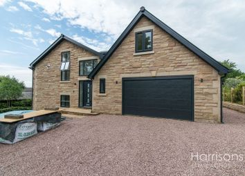 Thumbnail 5 bed detached house for sale in Foxholes Road, Horwich, Bolton.