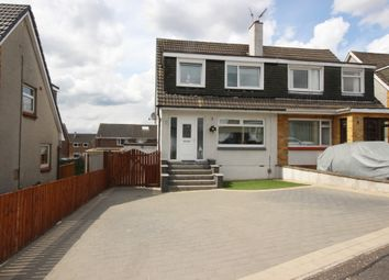 Thumbnail 3 bed semi-detached house for sale in 73 Glenhead Crescent, Duntocher