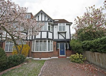 Thumbnail 5 bed flat to rent in Windermere Avenue, London