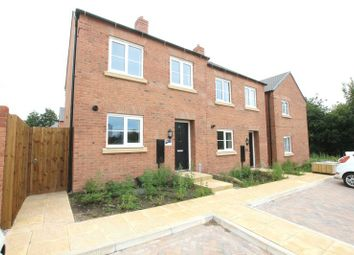Thumbnail 2 bed semi-detached house for sale in Geneva Way, Biddulph, Stoke-On-Trent