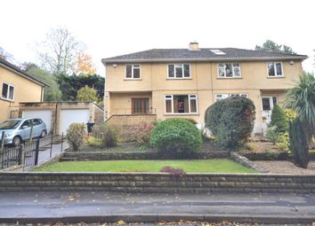 Thumbnail 3 bed semi-detached house to rent in Gainsborough Gardens, Bath