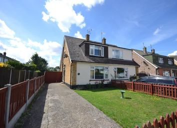 Thumbnail 2 bed semi-detached house for sale in Ely Close, Southminster