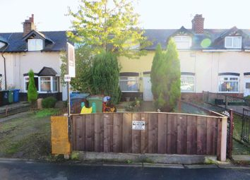 Thumbnail 2 bed terraced house for sale in Belgrave Street, Radcliffe