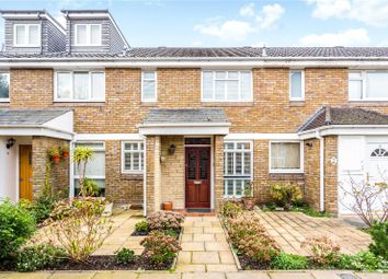 2 bed terraced house to rent in Pettiward Close, Putney, London SW15