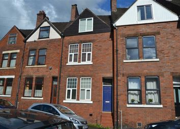 Thumbnail 3 bed town house for sale in Cruso Street, Leek