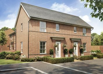"Thumbnail 2 bed end terrace house for sale in ""Acomb"" at Harbury Lane, Heathcote, Warwick"