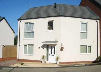 Thumbnail 3 bed semi-detached house for sale in Crusader Road, Newcastle-Under-Lyme