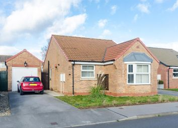 Thumbnail 2 bed detached bungalow for sale in The Glade, Withernsea