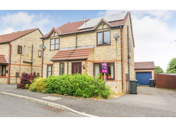 Thumbnail 2 bed semi-detached house for sale in Anvil Court, Durham