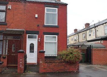 Thumbnail 2 bed terraced house for sale in Royle Street, Denton, Manchester