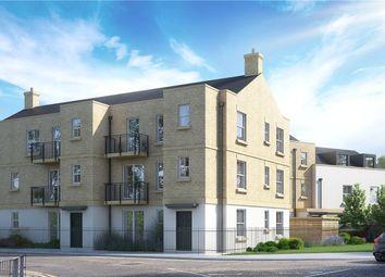 Thumbnail 2 bed flat for sale in Aragon House, 12 Ferrars Road, Huntingdon, Cambridgeshire