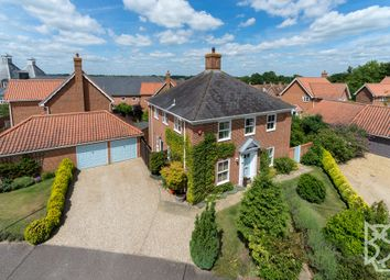 Thumbnail 4 bed detached house for sale in Mistley, Erskine Road, Manningtree