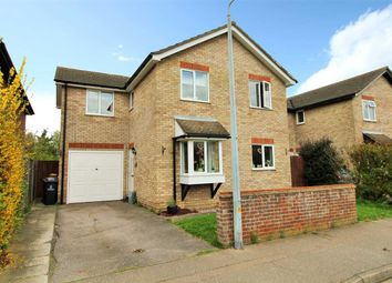 Thumbnail 4 bed detached house for sale in Wheatfield Road, Stanway, Colchester