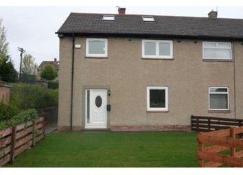 Thumbnail 3 bed semi-detached house to rent in Andrew Dodds Avenue, Mayfield