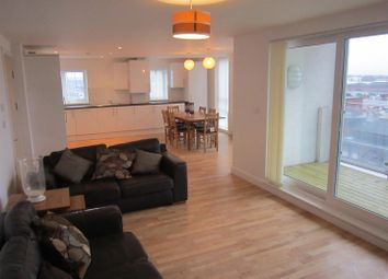 Thumbnail 3 bedroom flat to rent in Ashton Old Road, Beswick, Manchester