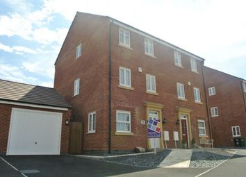 Thumbnail 4 bed semi-detached house for sale in Kilbride Way, Peterborough, Cambridgeshire