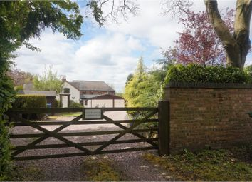 Thumbnail 3 bed detached house for sale in Barlaston, Stoke-On-Trent