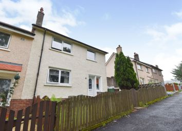 Thumbnail 3 bed semi-detached house for sale in Gleniffer Road, Paisley