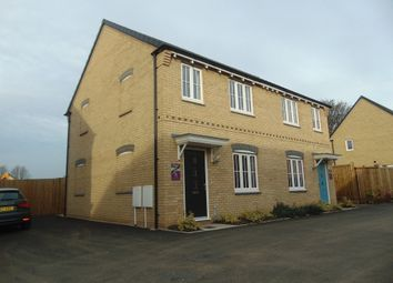 Thumbnail 3 bed semi-detached house to rent in Lapins Close, Nottingham