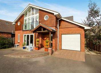 Thumbnail 4 bed detached house for sale in Stony Lane, Burton, Christchurch