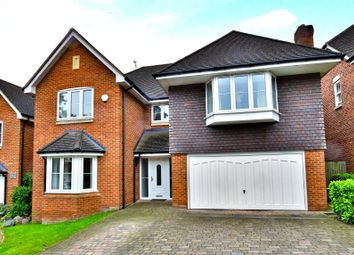 Thumbnail 5 bed detached house for sale in Jubilee Walk, Kings Langley, Hertfordshire