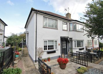 Thumbnail 3 bed maisonette to rent in Redesdale Gardens, Isleworth