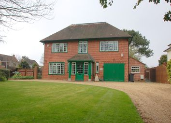 Thumbnail 5 bed detached house for sale in The Avenue, Alverstoke, Gosport