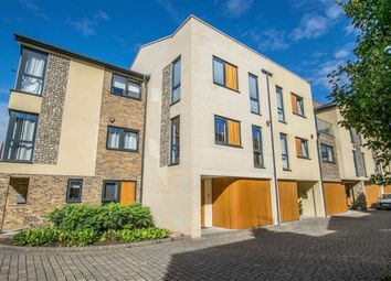 Thumbnail 3 bed town house for sale in Crosier Place, Hertford